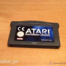 Videojuegos y Consolas: ATARI ANNIVERSARY ADVANCE JUEGO PARA NINTENDO GAMEBOY GAME BOY ADVANCE GBA. Lote 43887604