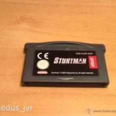 Videojuegos y Consolas: STUNTMAN IGNITION JUEGO PARA NINTENDO GAMEBOY GAME BOY ADVANCE GBA. Lote 43887606