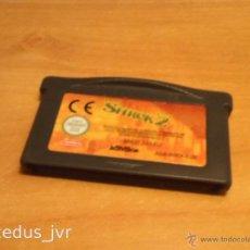 Videojuegos y Consolas: SHERK 2 JUEGO PARA NINTENDO GAMEBOY GAME BOY ADVANCE GBA. Lote 43887613