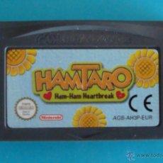 Videojuegos y Consolas: HAMTARO GAME BOY ADVANCE NINTENDO ORIGINAL. Lote 44218543