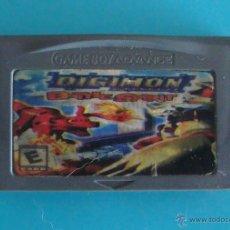 Videojuegos y Consolas: DIGIMON BATTLE SPIRIT GAME BOY ADVANCE NINTENDO ORIGINAL. Lote 44218835