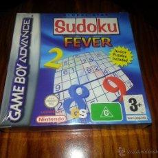 Videojuegos y Consolas: SUDOKU FEVER JUNIOR- NUEVO A ESTRENAR - PRECINTADO - GAMEBOY ADVANCE - GAME BOY. Lote 173477358