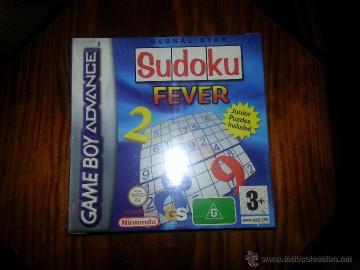Videojuegos y Consolas: Sudoku Fever Junior- NUEVO A ESTRENAR - PRECINTADO - GameBoy Advance - Game boy - Foto 3 - 173477358