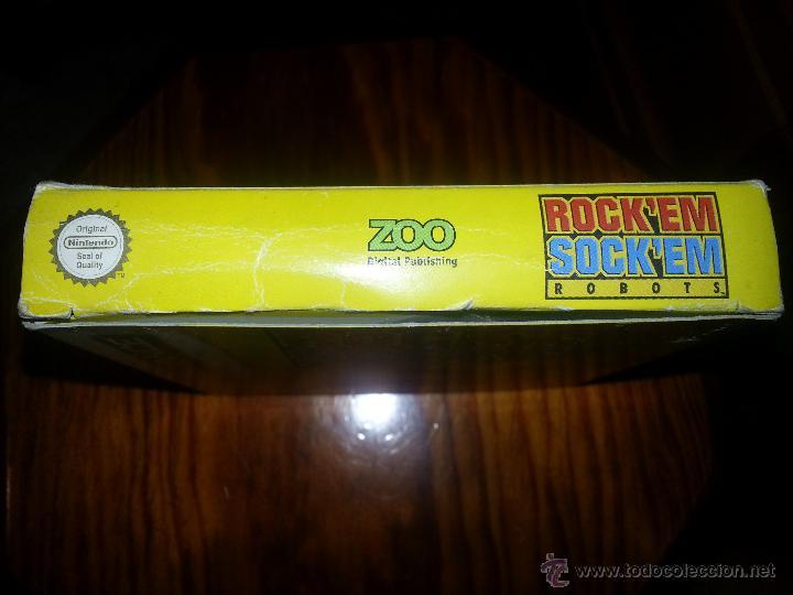 Videojuegos y Consolas: Rock´em Sock´em Robots - Completo - Único en todocoleccion - Game Boy Advance - rockem sockem - Foto 3 - 45095337