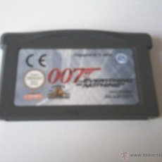 Videojuegos y Consolas: NINTENDO GAME BOY ADVANCE ~ 007 EVERYTHING OR NOTHING ~. Lote 46002502