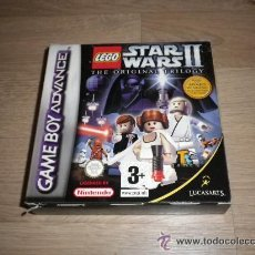 Videojuegos y Consolas: GBA GAMEBOY ADVANCE JUEGO STAR WARS II THE ORIGINAL TRILOGY. Lote 46109625