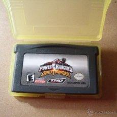 Videojuegos y Consolas: POWER RANGERS GAME BOY ADVANCE/DS INGLES CON CAJA. Lote 46195091