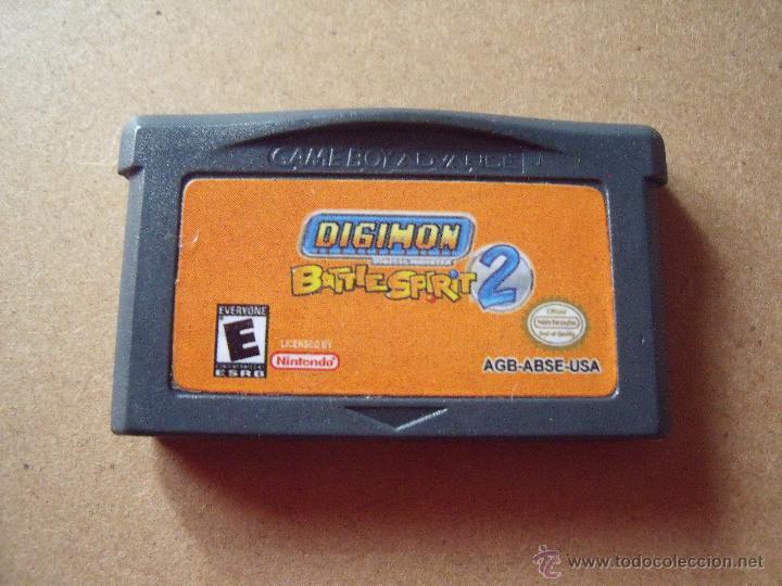 DIGIMON GAME BOY ADVANCE/DS PAL ESPAÑA (Juguetes - Videojuegos y Consolas - Nintendo - GameBoy Advance)
