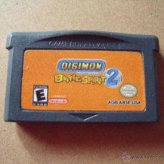 Videojuegos y Consolas: DIGIMON GAME BOY ADVANCE/DS PAL ESPAÑA. Lote 46195148