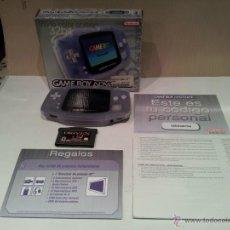 Videojuegos y Consolas: CONSOLA GAMEBOY ADVANCE BUEN ESTADO Y FUNCIONANDO. Lote 46433449