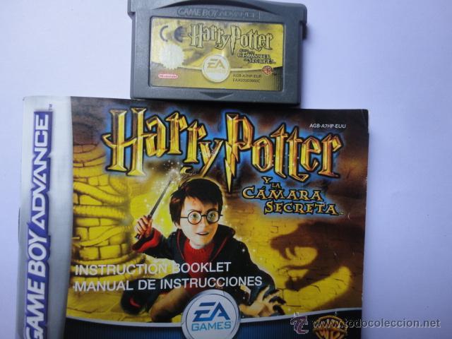 Juego Original Nintendo Game Boy Advance Harry Comprar Videojuegos