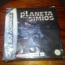 Videojuegos y Consolas: EL PLANETA DE LOS SIMIOS - PRECINTADO - GAMEBOY ADVANCE - NINTENDO - GAME BOY. Lote 47241765