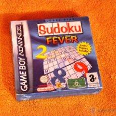 Videojuegos y Consolas: VIDEOJUEGO SUDOKU FEVER 2 PARA NINTENDO GAME BOY ADVANCE [PRECINTADO]. Lote 50055771