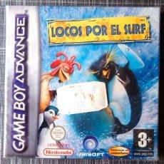 Videojuegos y Consolas: LOCOS POR EL SURF. GAME BOY ADVANCE (GAMEBOY) NUEVO CON PRECINTO!!!. Lote 50502823
