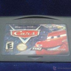 Videojuegos y Consolas: JUEGO GAME BOY ADVANCE DISNEY CARS PAL R706. Lote 50624298