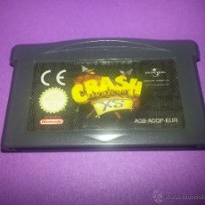 Videojuegos y Consolas: CRASH BANDIGOOT XS, ÚNICO EN TODO EL CATÁLOGO - PARA GAME BOY ADVANCE-. Lote 50706605