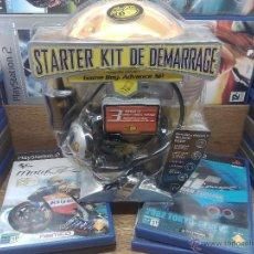 Videojuegos y Consolas: STARTER KIT PARA NINTENDO GAME BOY ADVANCE SP-PRECINTADA Y NUEVA. Lote 50999155