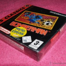 Jeux Vidéo et Consoles: NINTENDO GAME BOY ADVANCE GBA BOMBERMAN NES CLASSICS PAL ESPAÑA NUEVO PRECINTADO. Lote 166487037