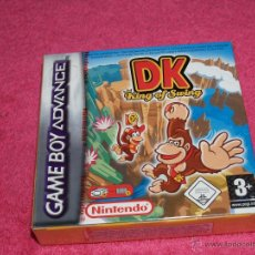 Jeux Vidéo et Consoles: GAME BOY ADVANCE GBA DK KING OF SWING NUEVO PRECINTADO PAL ESPAÑA. Lote 52417274