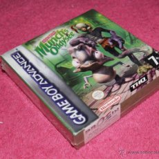 Videogiochi e Consoli: NINTENDO GAME BOY ADVANCE GBA ODDWORLD MUNCH´S ODDYSEE NUEVO PAL NEW & SEALED. Lote 52429617