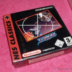 Jeux Vidéo et Consoles: NINTENDO GAME BOY ADVANCE GBA XEVIOUS CLASSICS NUEVO PAL NEW & SEALED. Lote 52430333