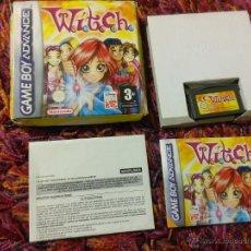 Videojogos e Consolas: JUEGO GBA GAME BOY ADVANCED WITCH . Lote 53079193