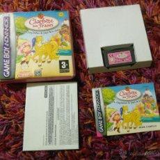 Videojuegos y Consolas: JUEGO GBA NINTENDO GAME BOY ADVANCED TARTA DE FRESA. Lote 53079230