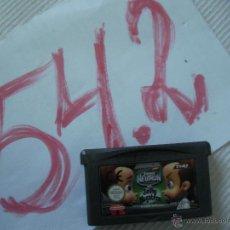 Videojuegos y Consolas: JUEGO GAMEBOY ADVANCE - JIMMY NEUTRON VS JIMMY MEGATRON - ENVIO GRATIS A ESPAÑA. Lote 53557725