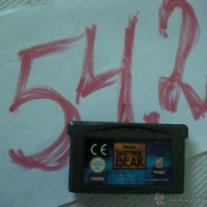 Videojuegos y Consolas: JUEGO GAMEBOY ADVANCE - BROTHER BEAR - ENVIO GRATIS A ESPAÑA. Lote 53557748