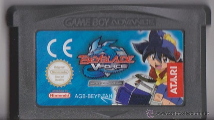 Juego Gba Gameboy Advance Beyblade Vforce Comprar Videojuegos Y