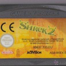 Videojuegos y Consolas: JUEGO GBA GAMEBOY ADVANCE: SHREK 2. Lote 54013000