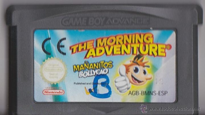 Juego Gba Gameboy Advance The Morning Adventur Comprar
