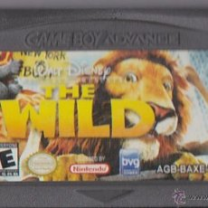 Videojuegos y Consolas: JUEGO GBA GAMEBOY ADVANCE: THE WILD (DISNEY). Lote 54043908