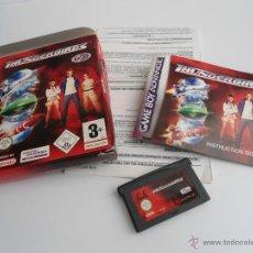 Videojuegos y Consolas: THUNDERBIRDS - GAMEBOY ADVANCE - NINTENDO - JUEGO COMPLETO CON INSTRUCCIONES (GAME BOY). Lote 198789693