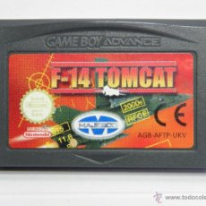 Videojuegos y Consolas: F-14 TOMCAT - GAMEBOY GAME BOY ADVANCE. Lote 54934605