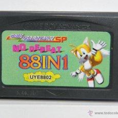 Videojuegos y Consolas: 88 IN 1 - GAMEBOY GAME BOY ADVANCE . Lote 54934813