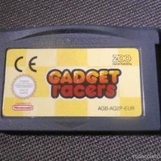 Videojuegos y Consolas: JUEGO CONSOLA - GAME BOY - ADVANCE - GADGET RACERS -. Lote 56749237