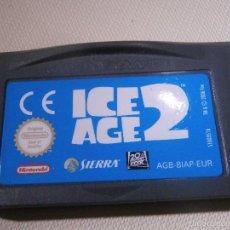 Videojuegos y Consolas: JUEGO PARA CONSOLA - GAME BOY - ADVANCE - ICE AGE 2 -. Lote 56803696