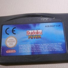 Videojuegos y Consolas: JUEGO PARA CONSOLA - GAME BOY - ADVANCE - SUDOKU - FEVER. Lote 56804516