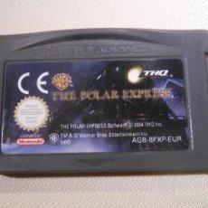 Videojuegos y Consolas: JUEGO PARA CONSOLA - GAME BOY - ADVANCE - THE POLAR EXPRESS -. Lote 56805393