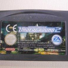 Videojuegos y Consolas: JUEGO PARA CONSOLA - GAME BOY - ADVANCE - NEED FOR SPEED UNDERGROUND 2 -. Lote 56805698