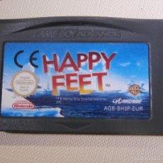 Videojuegos y Consolas: JUEGO PARA CONSOLA - GAME BOY - ADVANCE - HAPPY FEET -. Lote 56805813
