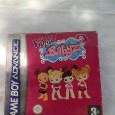 Videojuegos y Consolas: BRATZ BABYZ, GAME BOY . Lote 57540795