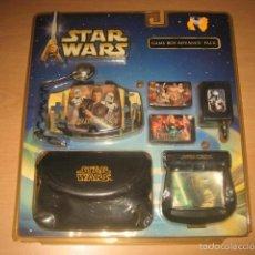Videojuegos y Consolas: GAMEBOY ADVANCE PACK STAR WARS PRECINTADO GAME BOY. Lote 57582380