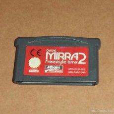 Videojuegos y Consolas: DAVE MIRRA FREESTYLE BMX 2 PARA NINTENDO GAMEBOY ADVANCE / GBA, PAL. Lote 57644908