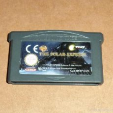 Videojuegos y Consolas: POLAR EXPRESS PARA NINTENDO GAMEBOY ADVANCE / GBA, PAL. Lote 189711786