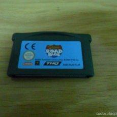 Videojuegos y Consolas: SIMPSONS ROAD RAGE - GBA - GAME BOY ADVANCE PAL ESP. Lote 57752262