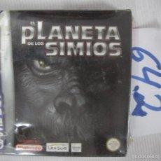 Videojuegos y Consolas: ANTIGUO JUEGO GAMEBOY ADVANCE SIN USAR CON CAJA INSTRUCCIONES PRECINTADO - EL PLANETA DE LOS SIMIOS. Lote 57937930
