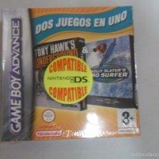 Jeux Vidéo et Consoles: TONY HAWKS UNDERGROUND KELLY SLATER - NUEVO GAME BOY ADVANCE GBA PAL ESP. Lote 58465422