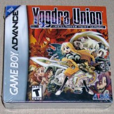 Videojuegos y Consolas: YGGDRA UNION: WE'LL NEVER FIGHT ALONE, PRECINTADO VER USA -GBA-. Lote 59870396